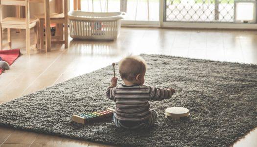 Muzyka i ruch podczas zajęć logopedycznych